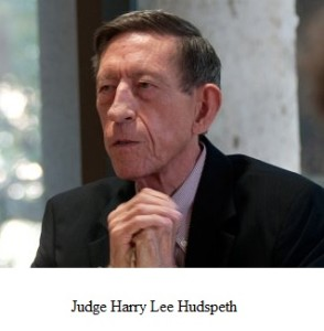 Judge Hudspeth