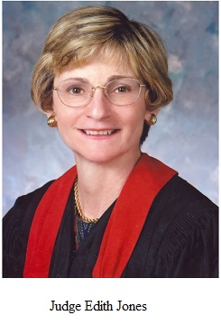 Judge Edith Jones
