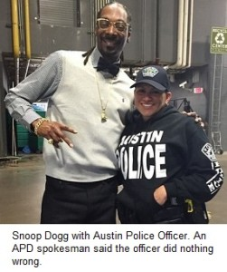 Austin cop