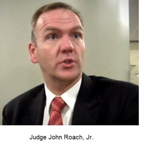 Judge John Roach