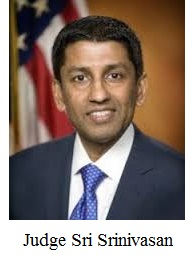 Judge Srinivasan